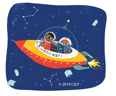 """Summer Reading Program: """"A Universe of Stories"""""""